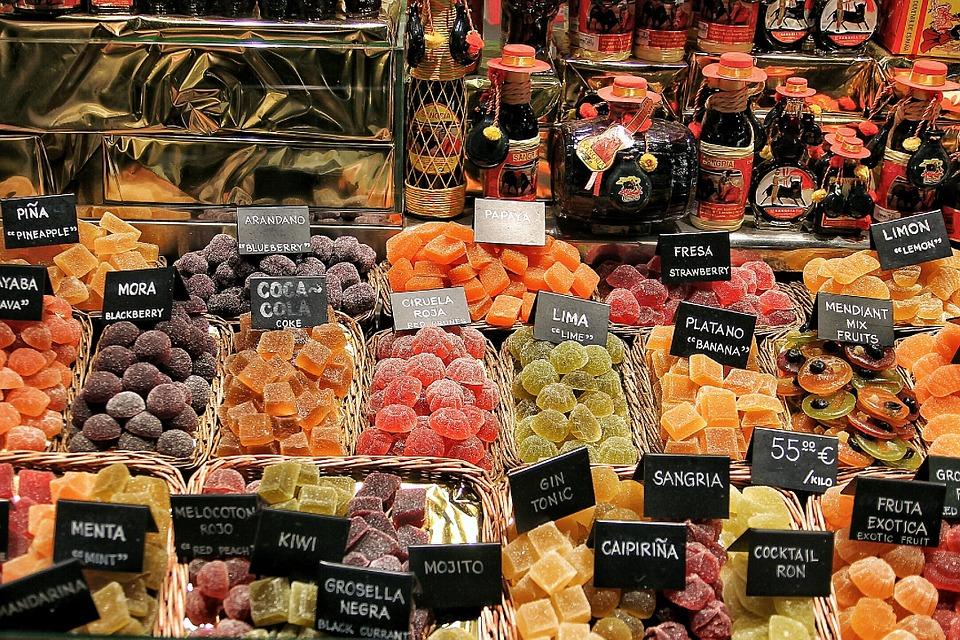 Barcelona markt